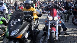 Ограничават паркирането в центъра на София заради събиране на мотористи