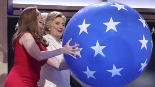 Челси Клинтън може да бъде първа дама, ако Хилари стане президент