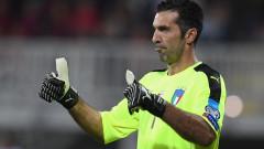 Джанлуиджи Буфон с повиквателна за националния отбор на Италия