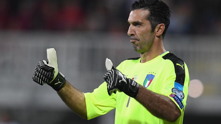 В Италия искат Буфон за министър на спорта