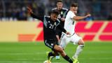 Германия и Аржентина завършиха 2:2 в контрола