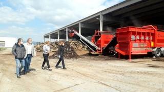 Двойно по-малко хранителни отпадъци са постъпили в депото в София за месец