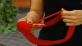 Гала развя червени прашки в ефир (ВИДЕО)