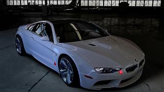 Заснеха прототип на BMW M1