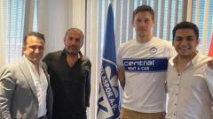 Микулич подписа с турски отбор