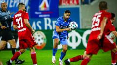 Боби Цонев е единственият българин в Топ 7 на най-резултатните играчи в efbet Лига