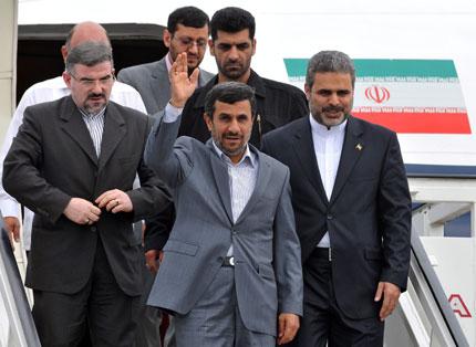 Ахмадинеджад поиска нов световен ред