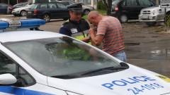 19 шофьори в ареста след акция в Пловдив