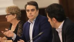 Асен Василев: Актуализацията  на бюджета покрива умерените искания