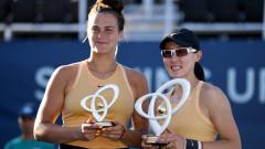Сай Сай Чжън спечели WTA Premier в Сан Хосе