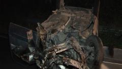 Шофьор загина на място при тежка катастрофа във Варна