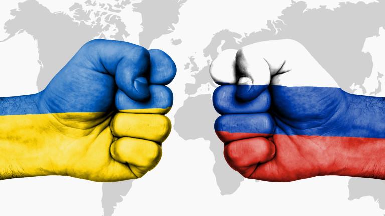 """Украйна обеща на Русия """"много разнообразни санкции"""""""