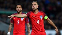 Капитанът на Ливърпул под въпрос за мача на Англия с Хърватия