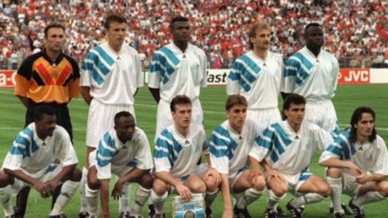 Единственият френски отбор стъпвал на европейския връх