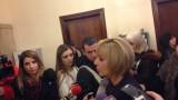 """Мая Манолова поведе в спора с """"Топлофикация"""""""
