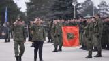 Тачи се подписа под законите за косовска армия
