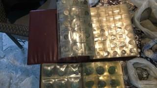 Полицията в Пазарджишко намери антики в частен имот
