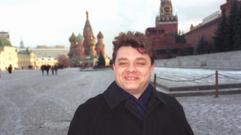 В Крим почиа Андрей Брежнев, внук на генералния секретар на