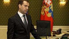 Медведев поздрави работниците от газовата промишленост