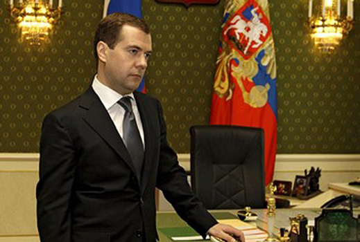 Медведев брои руските жертви от Втората Световна