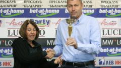 Димо Тонев: Намеренията на спортното министерство ще помогнат на волейбола