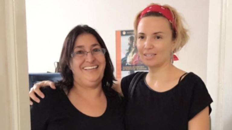 Как Ирина Тенчева помага на бежанци в нужда