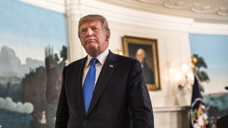 Отпор срещу решението на Тръмп за Иран