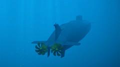 """Русия пусна видео от изпитание на безпилотната подводница """"Посейдон"""""""
