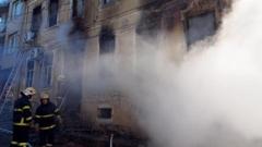 Седем деца изгоряха в пожар в Кубани, Красноярск