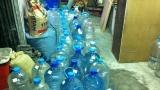 Иззеха 3 т нелегален алкохол от тайна спиртоварна в Пещера