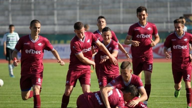 Септември (София) се класира за финала за Купата на БФС