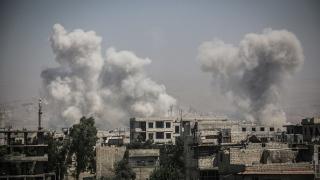 Ракети и стрелба подлагат на изпитание примирието в Хомс