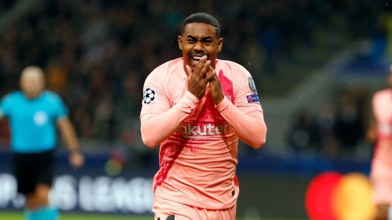 Тотнъм ще бори офанзивната криза с Малком от Барселона
