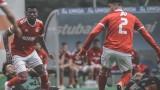 Скоро Жеферсон записва името си в историята на ЦСКА