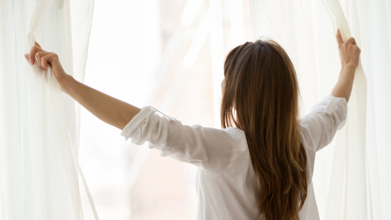 IKEA създаде перде, което спира мръсния въздух