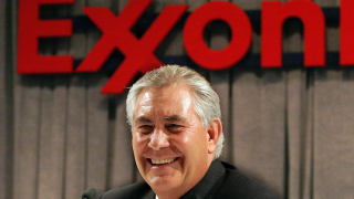 Оставка в ExxonMobil