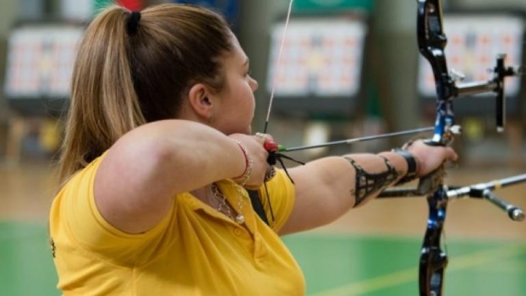 Добромира Данаилова с квота за Европейските игри в Минск