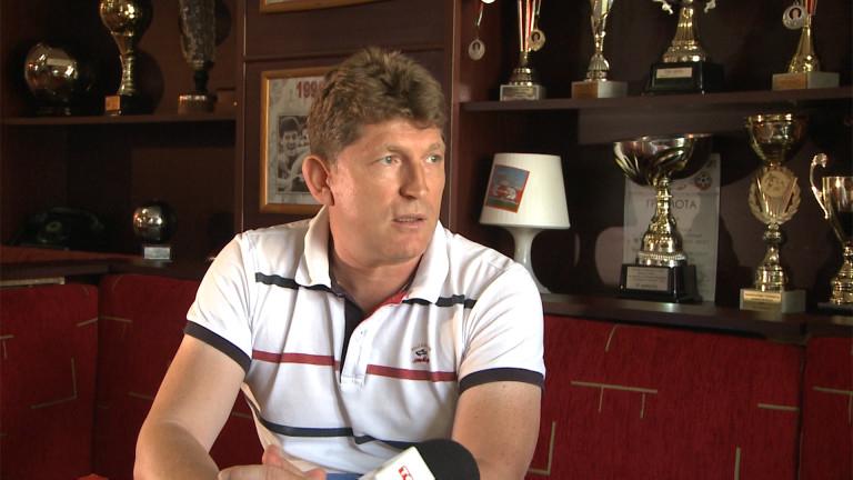 Главният мениджър на ЦСКА Стойчо Стоилов даде обширно интервю за