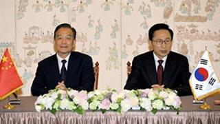 """Китай няма да защитава виновните за """"Чеонан"""""""