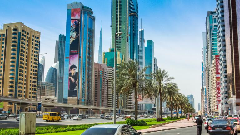 Дубай купи електрически автомобили за полицията си