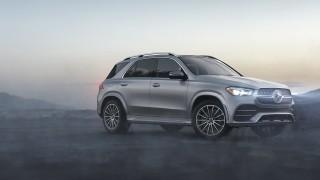 Mercedes представи 3 нови SUV, от които един е изцяло електрически