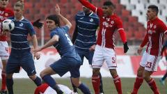 "Дунав - ЦСКА 1:0 - Самир Аясс наказа ""червените"""