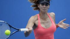 Финалистката от миналата година спря Пиронкова на Australian Open