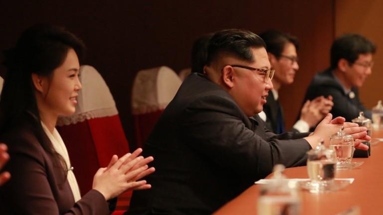 Лидерът на КНДР Ким Чен-ун е заявил пред Китай, че