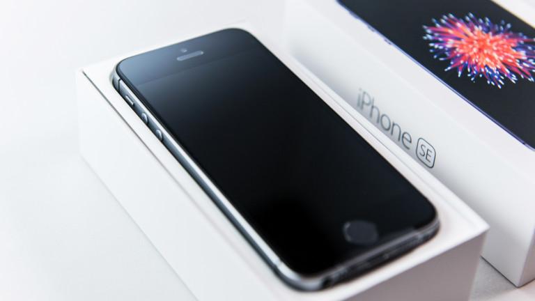 Снимка: Apple работи върху iPhone XE