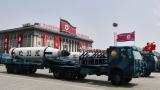 Ракетата на КНДР била засечена от THAAD, разработва я по-бързо от очакваното