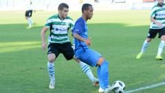 Паулиньо се завръща в титулярния състав на Левски
