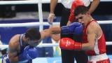 Даниел Асенов на финал на Евро 2017