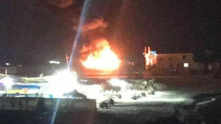 Самолети на Израел са атакували цели на Хамас в ивицата