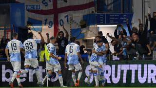 СПАЛ 2013 по петите на Ювентус след лесна победа над Аталанта